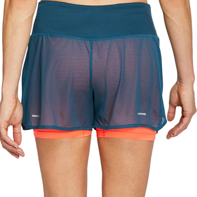 ASICS Ventilate 2-in-1 3.5 Inch Women's Shorts - AW20