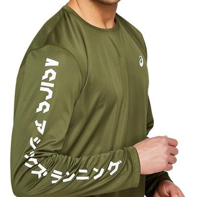 ASICS Katakana Long Sleeve Top - AW20