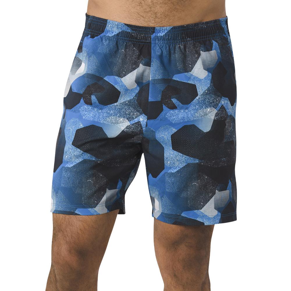 ASICS FuzeX 7 Inch Printed Running Shorts