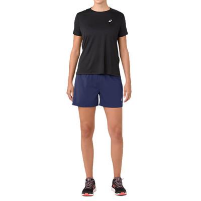 ASICS Silver 4 Inch Women's Shorts