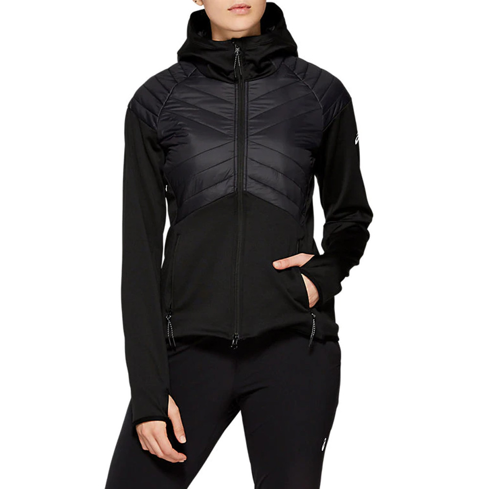 Confirmación Momento productos quimicos  Asics Hybrid Women's Running Jacket | SportsShoes.com