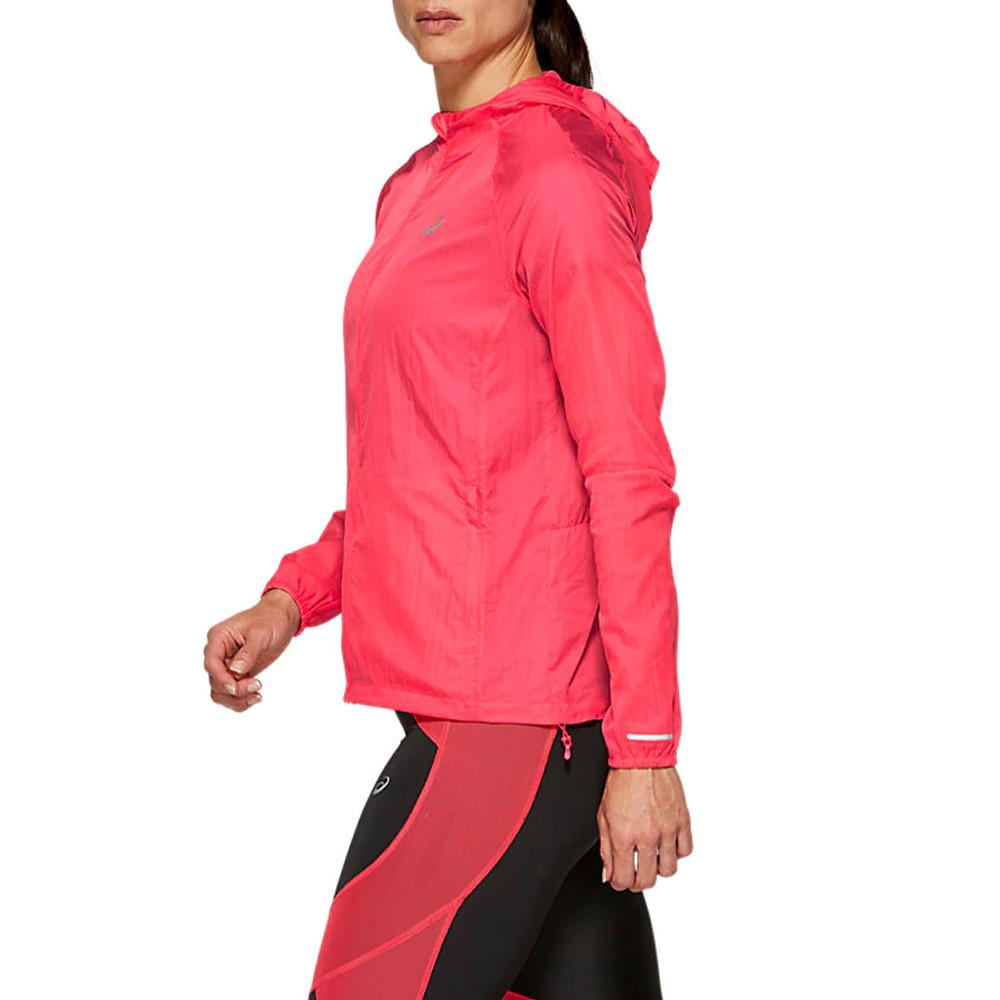 Canal En la mayoría de los casos acción  Asics Women's Packable Jacket | SportsShoes.com