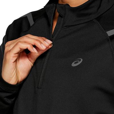 ASICS Icon Winter Half Zip Women's Long Sleeve Top