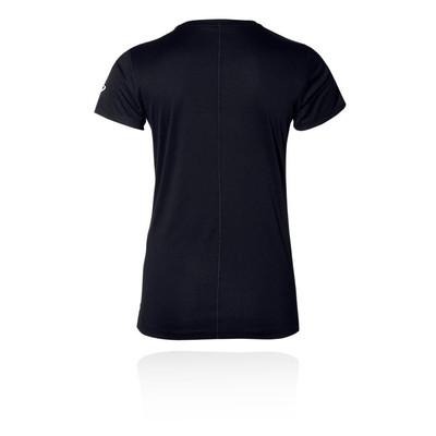 ASICS Silbern Damen Lauf-T-Shirt