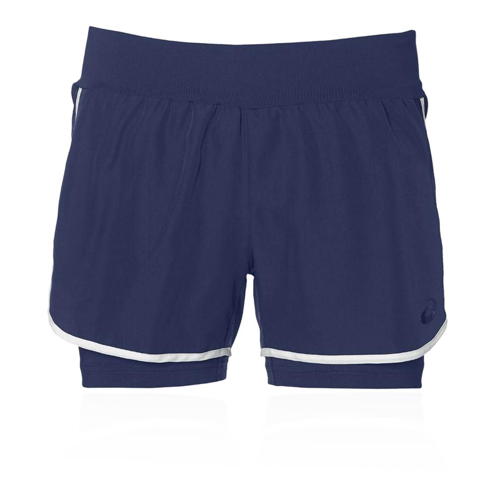 ASICS 2 In 1 Women's Shorts