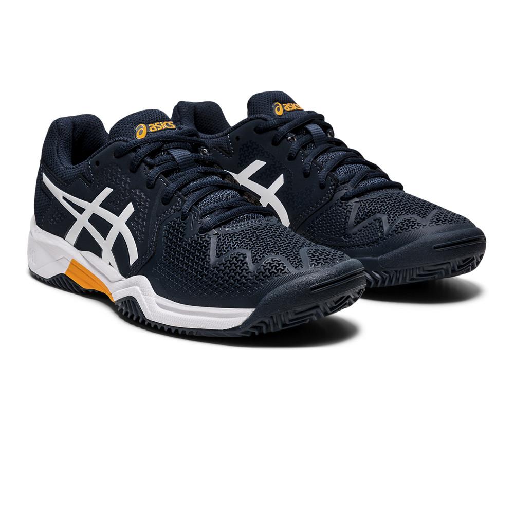 ASICS Gel-Resolution 8 GS Junior Tennis Shoes - SS21