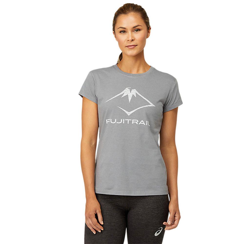Asics Fujitrail maglietta da running-SS21
