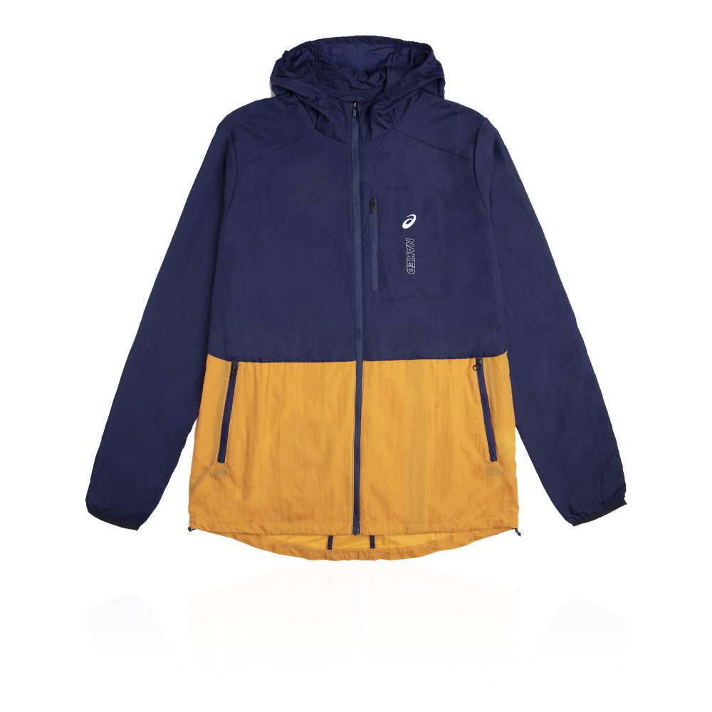 soplo Campo de minas Gran engaño  ASICS Naked Women's Packable Jacket | SportsShoes.com