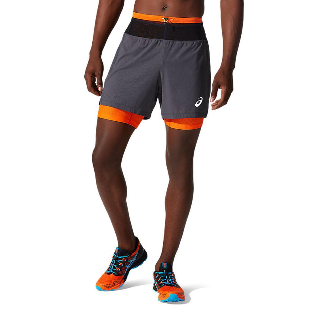 ASICS Fujitrail 2in1 shorts - SS21