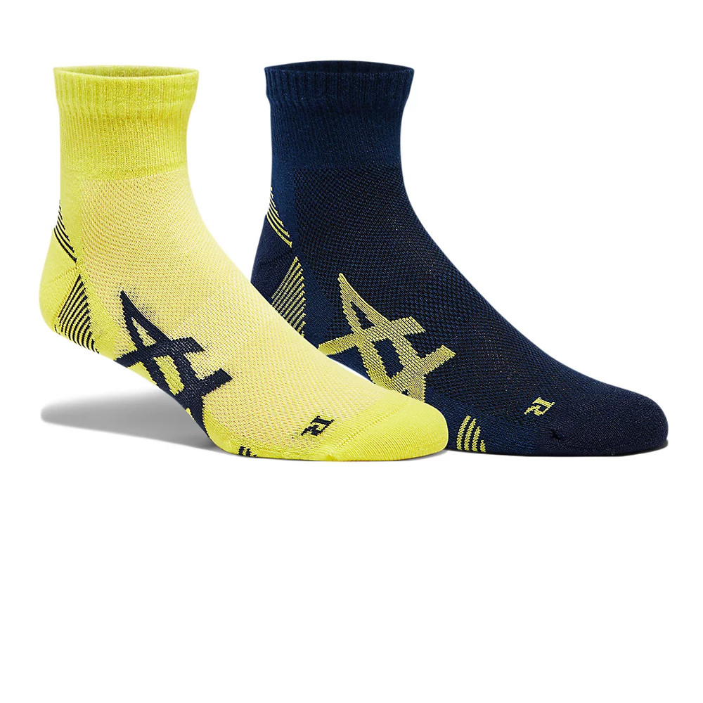 ASICS Cushioning Running Socks (2 Pack) - SS21