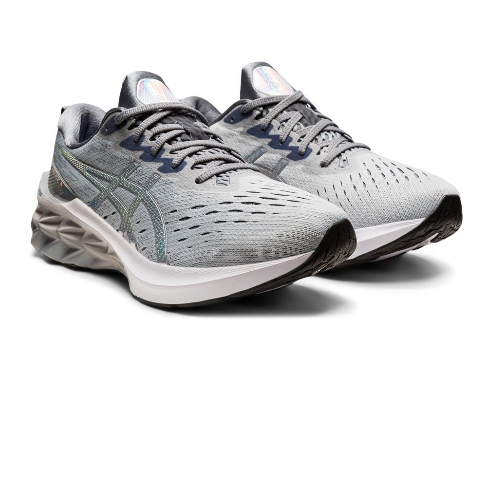New In ASICS Novablast 2 Platinum Running Shoes - AW21