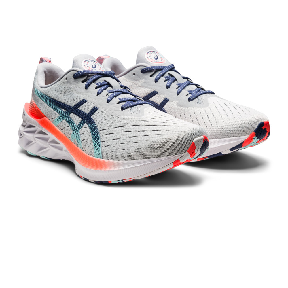 New In ASICS Novablast 2 Celebration of Sports Running Shoes - AW21