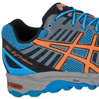 asics trail schoenen