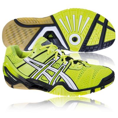 ASICS GEL-SENSEI 4 Indoor Court Shoes Mens White