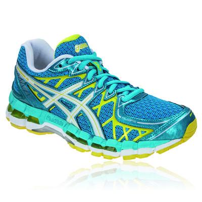 asics gel kayano 20 s running shoes 46