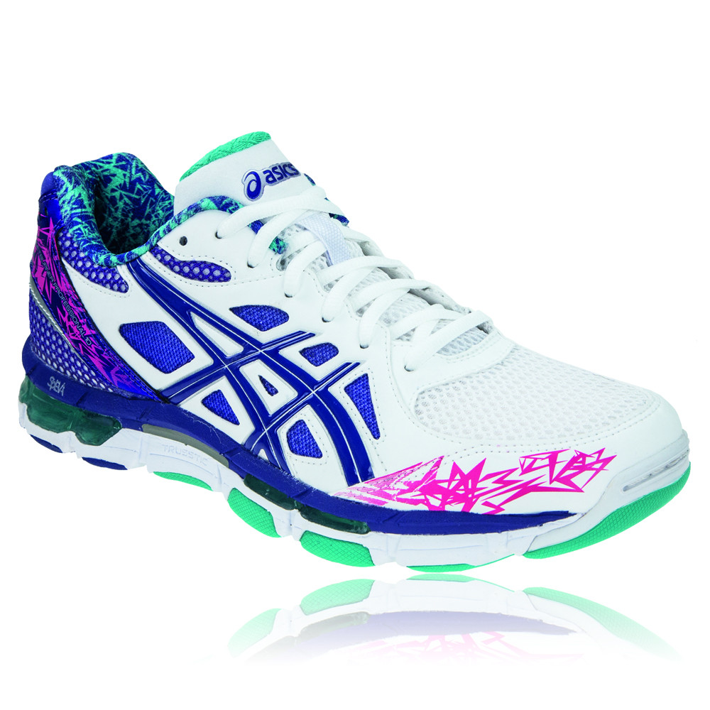 Asics Womens Tennis Shoes