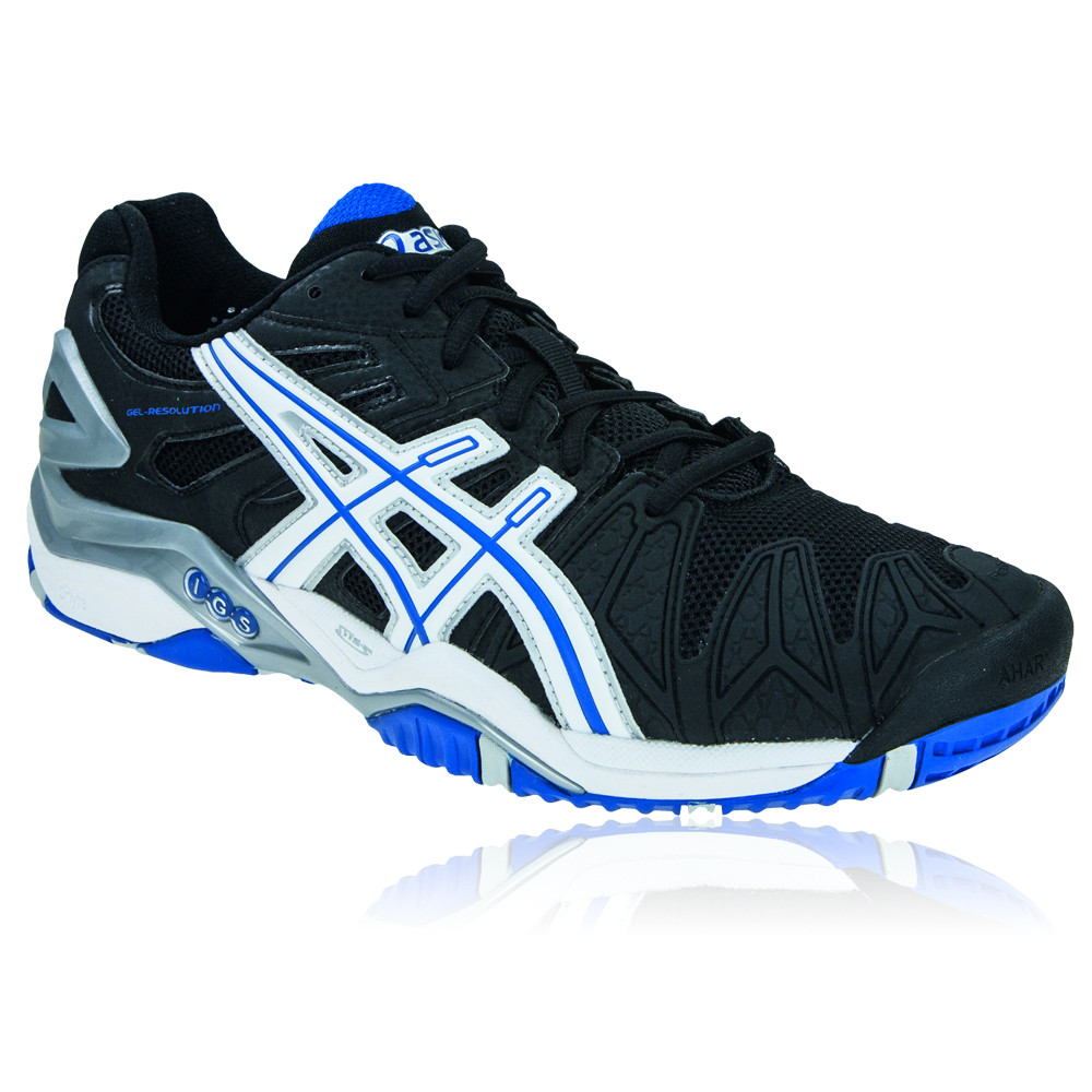 asics gel resolution 5