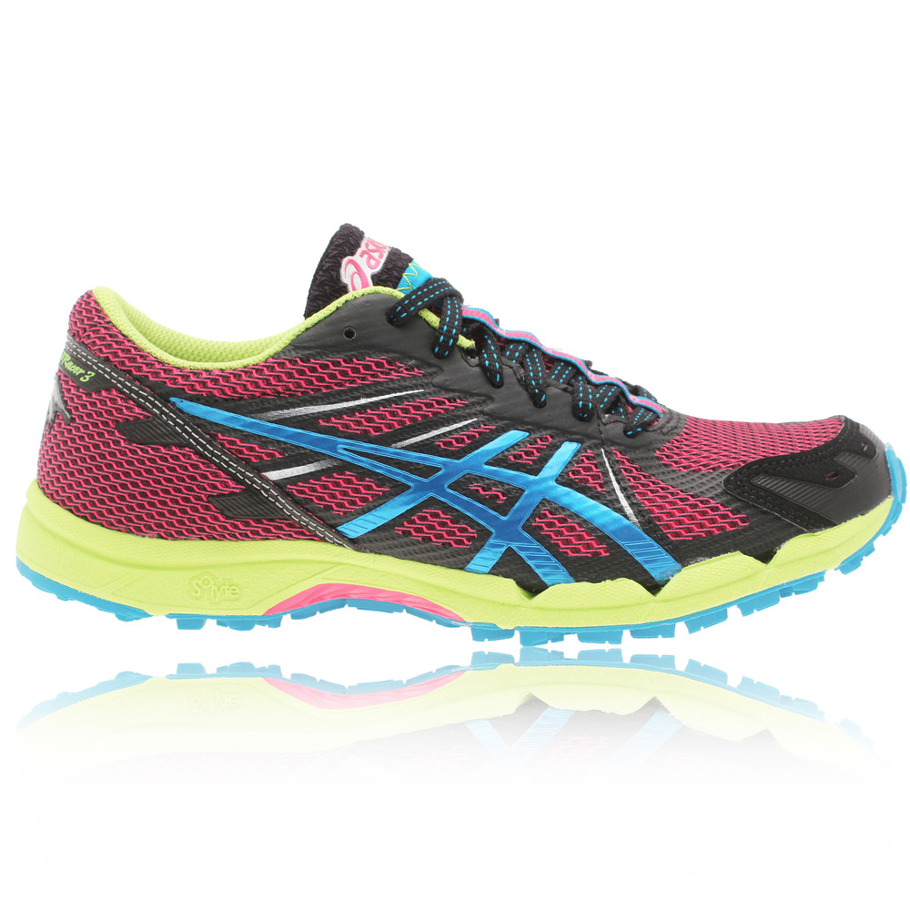 asics gel fuji racer 3 femmes chaussures de trail 64 de remise. Black Bedroom Furniture Sets. Home Design Ideas