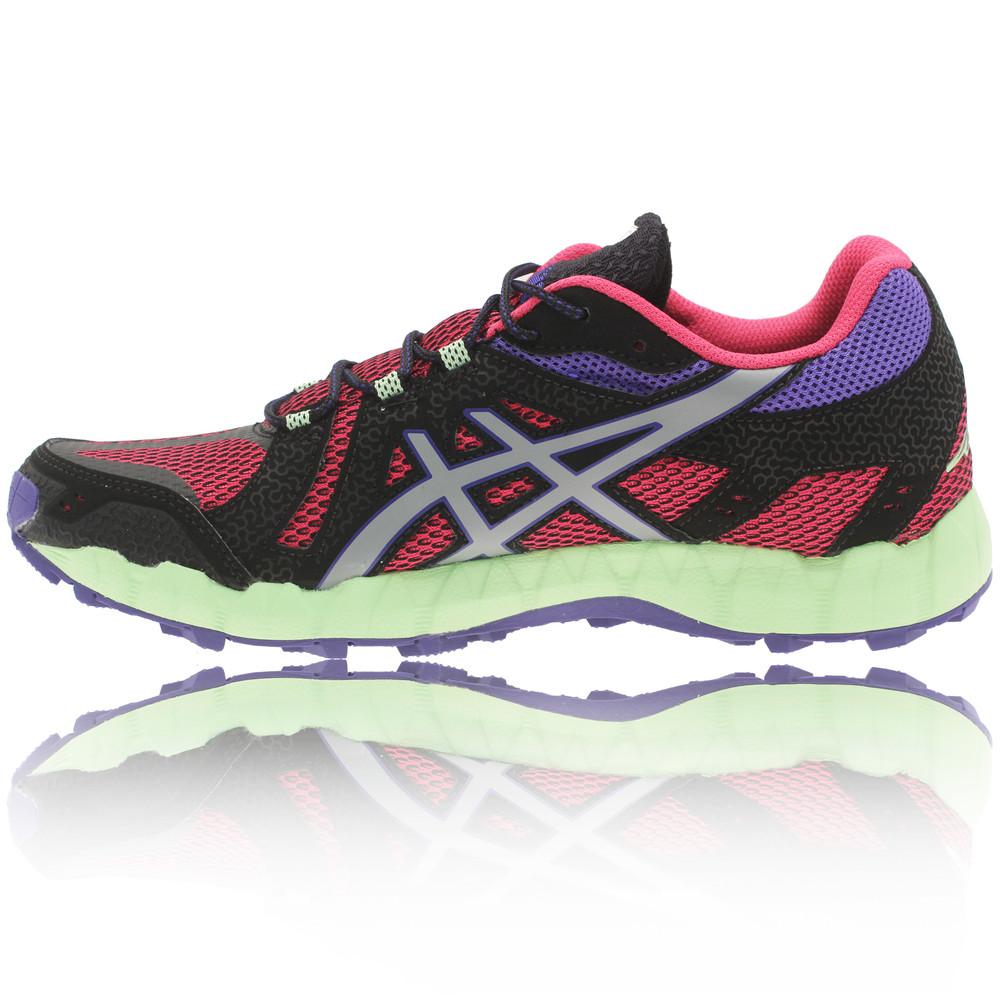 ... ASICS GEL-FUJI TRAINER 3 Women's Trail Running Shoes ...