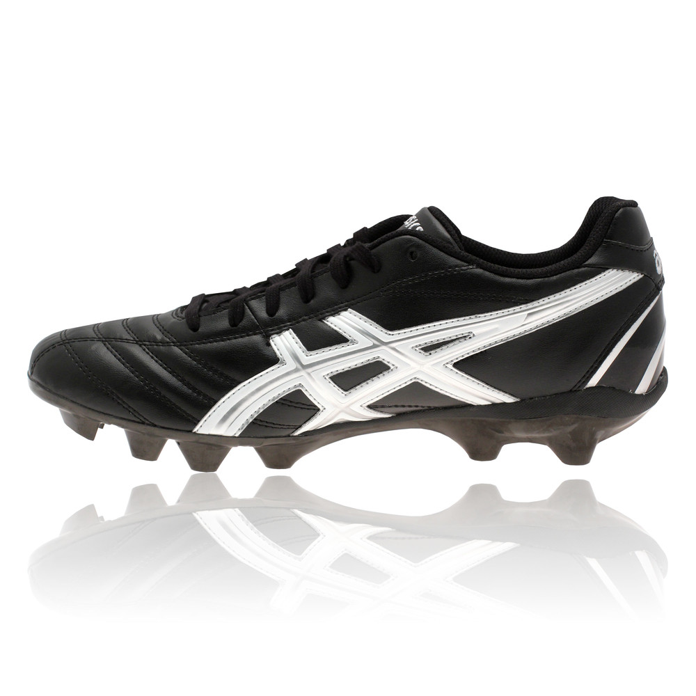 kj9bq6fi authentic all black asics football boots