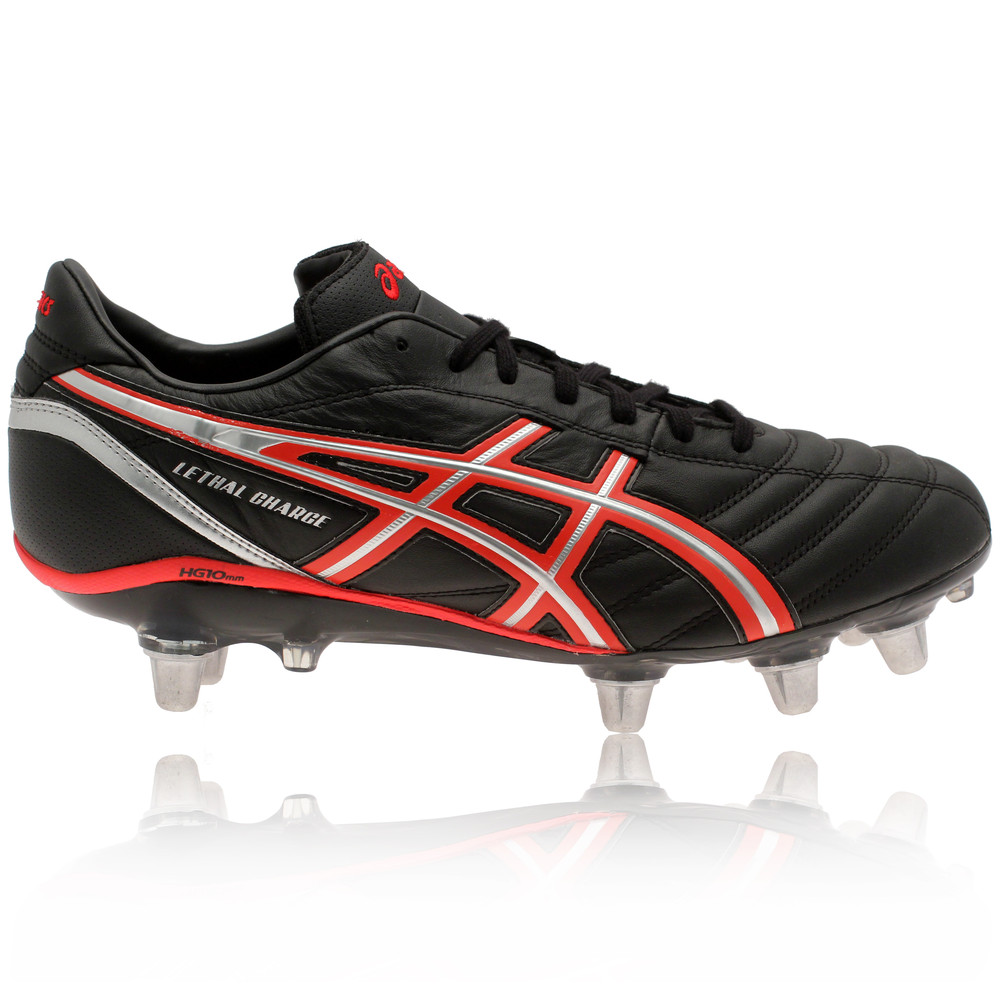 Asics Lethal Charge Rugby Boots - 67% Off