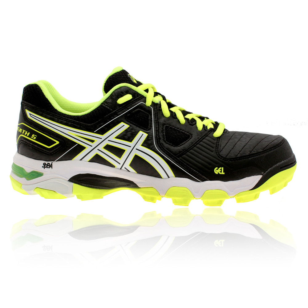 asics gel blackheath 5 mens hockey shoes </p>                     </div> 		  <!--bof Product URL --> 										<!--eof Product URL --> 					<!--bof Quantity Discounts table --> 											<!--eof Quantity Discounts table --> 				</div> 				                       			</dd> 						<dt class=
