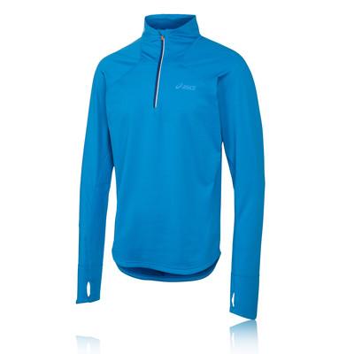 ASICS WINTER media cremallera camiseta de running