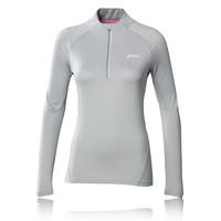ASICS JERSEY Half Zip Long Sleeve Women's Running Top