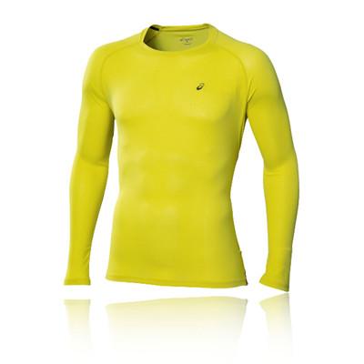 ASICS FUJI de manga larga camiseta de running
