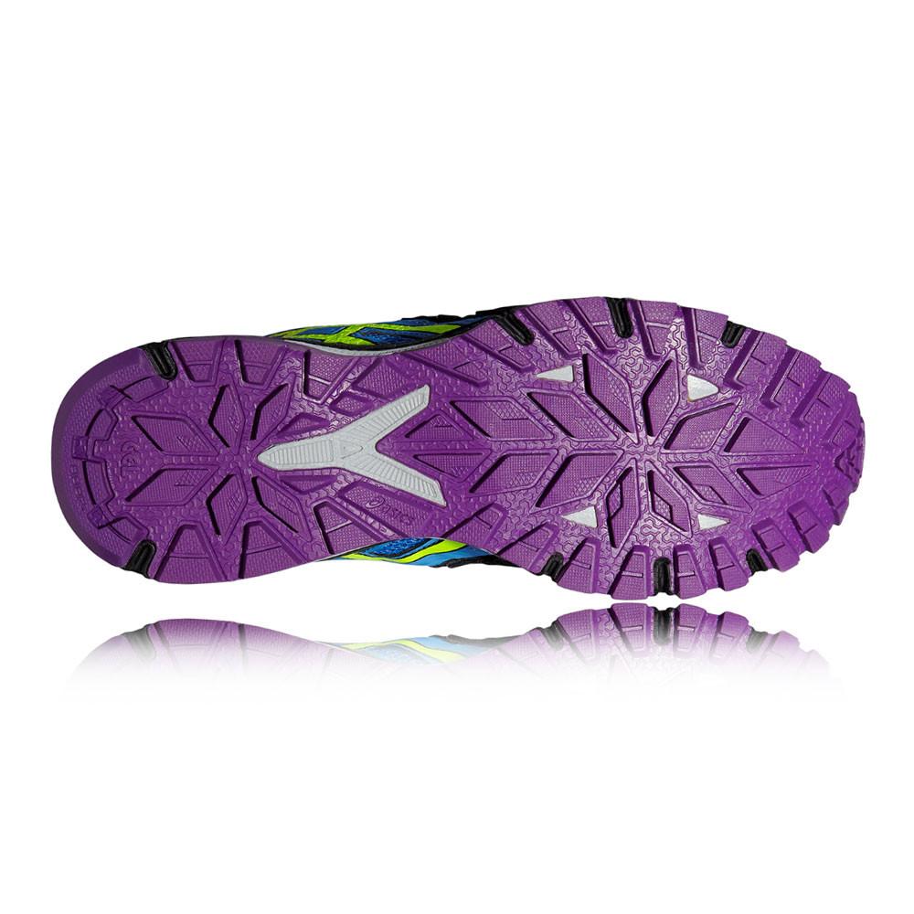 asics gel-fujiattack 4 para mujer trail zapatillas de running