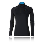 ASICS Mile Women's Half Zip Long Sleeve Running Top