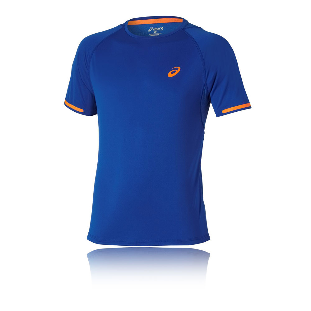 ASICS Athlete Short Sleeve Tennis T-Shirt