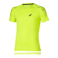Asics Stripe Running T-Shirt
