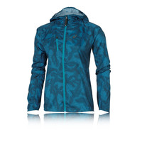 Asics Fujitrail Pack Women's Running Jacket