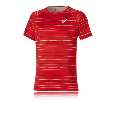 Asics Club Graphic Short Sleeve Tennis T-Shirt