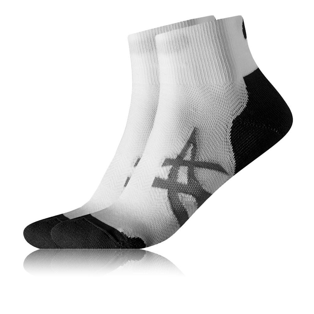 ASICS 2 Pack Cushioning Running Sock - AW19