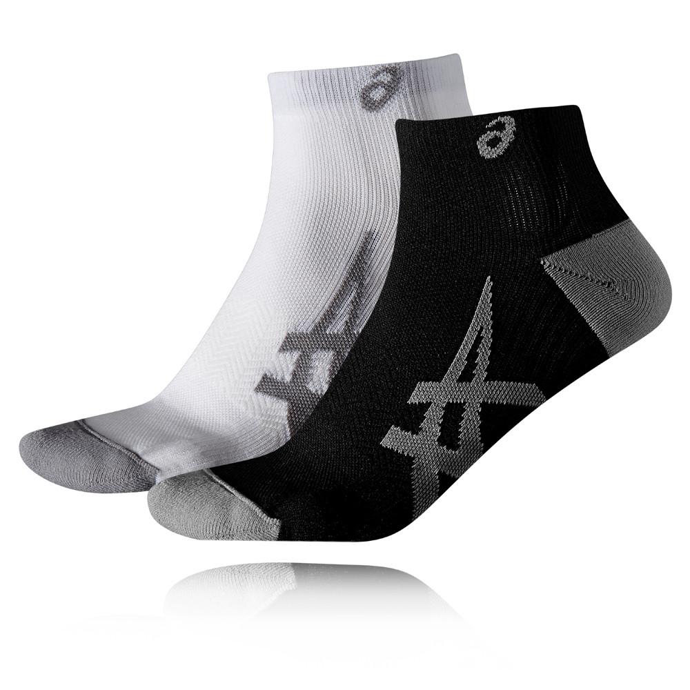 ASICS 2 Pack Lightweight Running Socks - SS20