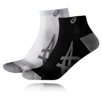 ASICS 2 paquete Lightweight running calcetines - SS19