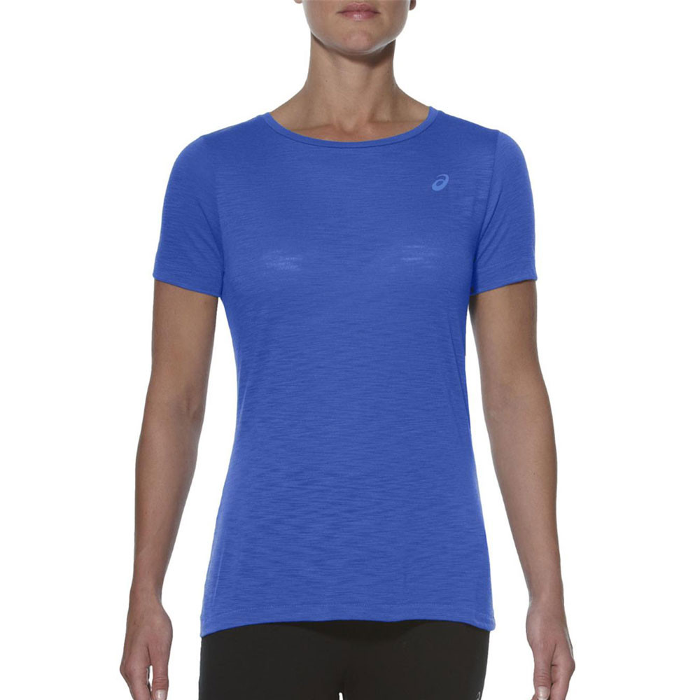 Asics layering women 39 s running t shirt for Women s running shirts