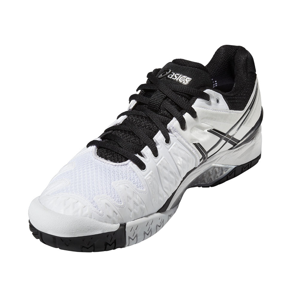 ... ASICS Gel-Resolution 6 Court Shoes ...