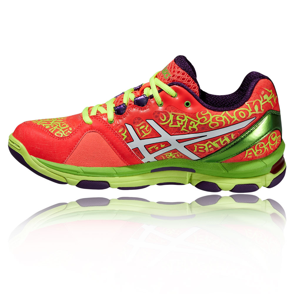 ... ASICS GEL-NETBURNER Professional 12 Women's Netball Shoes ...