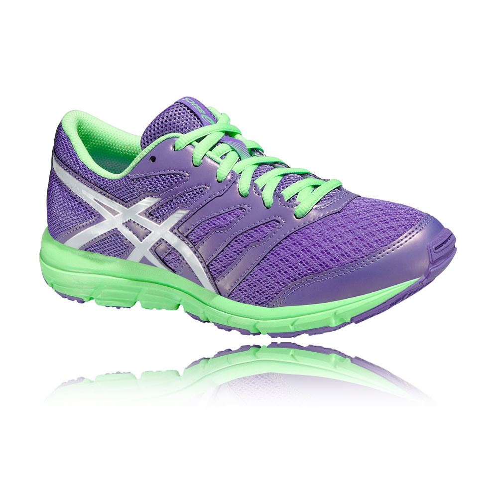 Details zu Asics Gel-Zaraca 4 GS Junior Laufschuhe Jogging Turnschuhe Sport  Schuhe Lila