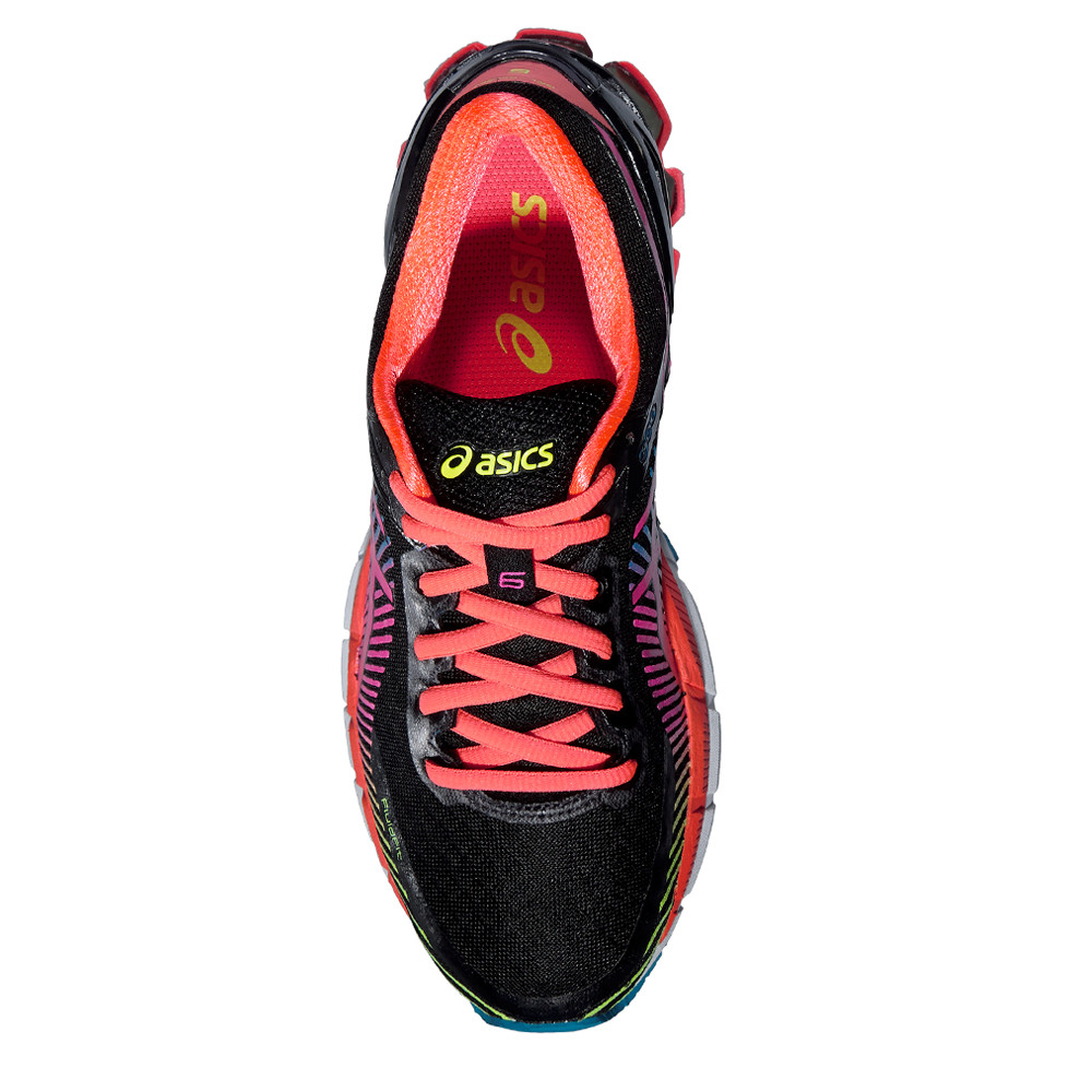 huge selection of 587eb 7bf3a ASICS Gel-Kinsei 6 Womens Cushioned Running Road Sports Shoes Trainers  Pumps   eBay