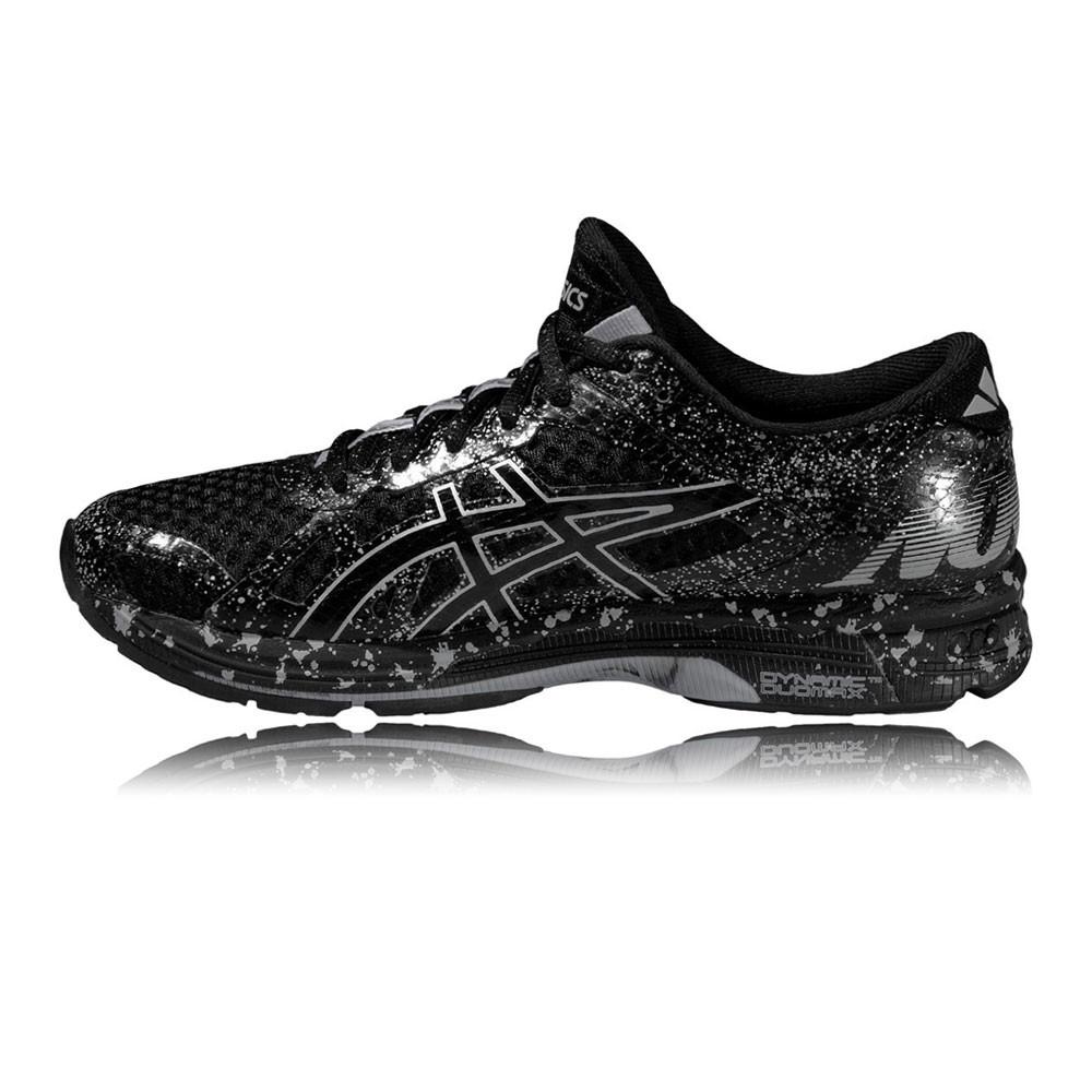 Noosa Support Gel 11 Femmes Tri Noir Running Sport Chaussures Asics aAq6Onw