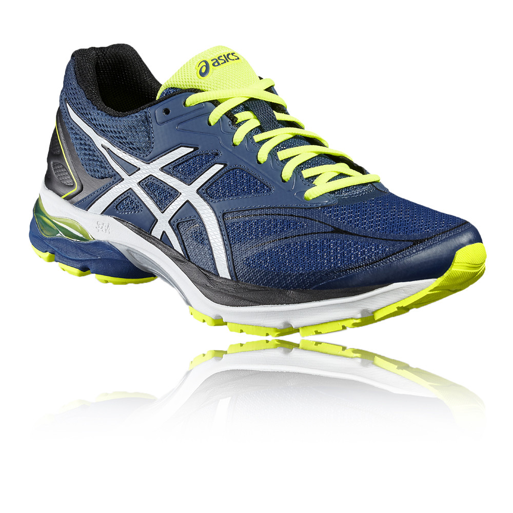 28d42dac Details about Asics Gel-Pulse 8 Mens Green Blue Cushioned Running Sports  Shoes Trainers