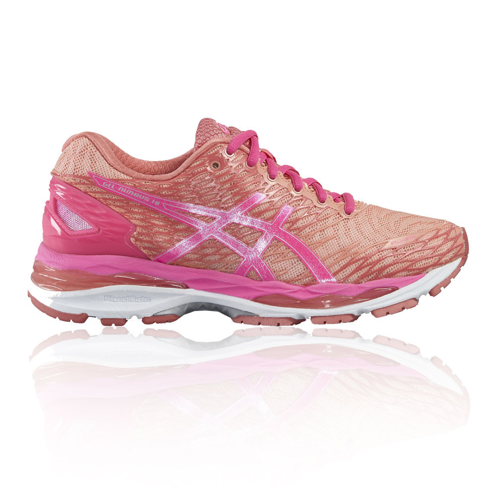 buy asics gel nimbus 18 womens cheap. Black Bedroom Furniture Sets. Home Design Ideas