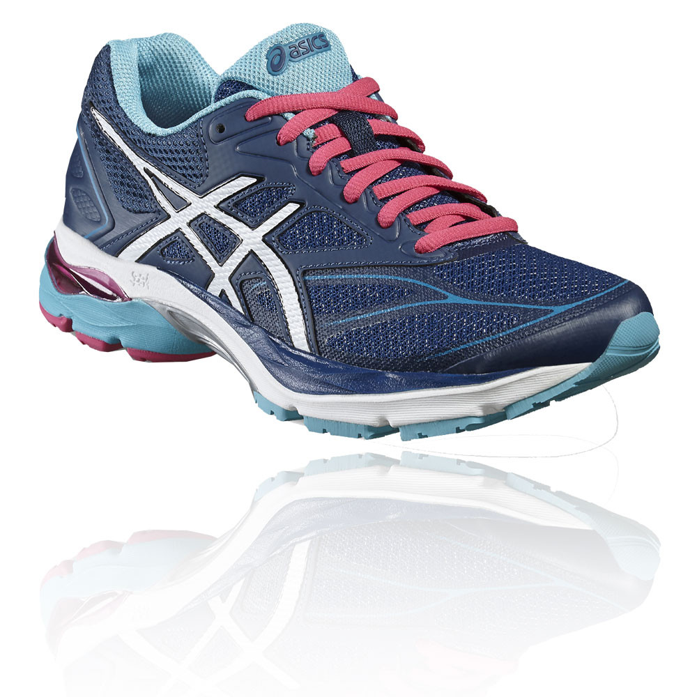 7f7e29a75 Details about Asics Gel-Pulse 8 Womens Blue Cushioned Running Road Sports  Shoes Trainers