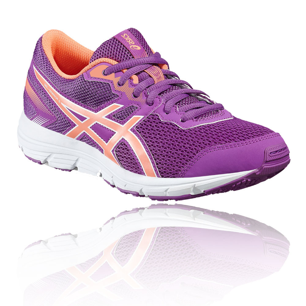 Asics GEL-ZARACA 5 GS Junior Running Shoe ...