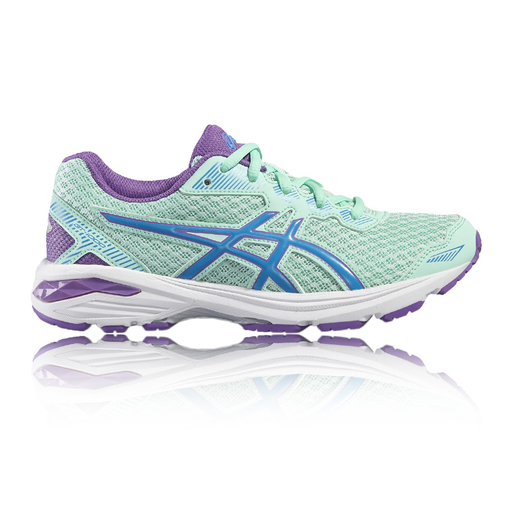 ... Asics GT-1000 5 GS Junior Running Shoe ...