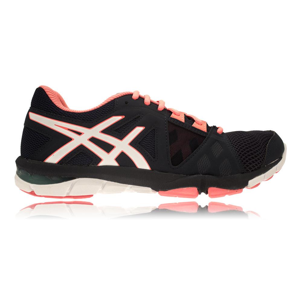 ASICS Gel Craze TR 3 linea donna rosa blu fitness da palestra scarpe da ginnastica scarpe sportive